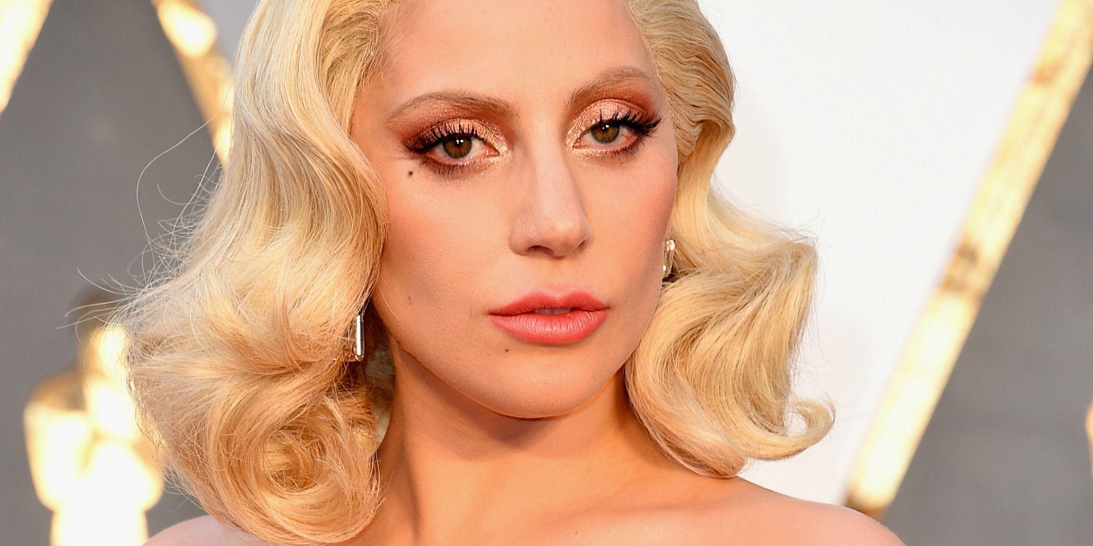 Young Lady Gaga nude photos 2019