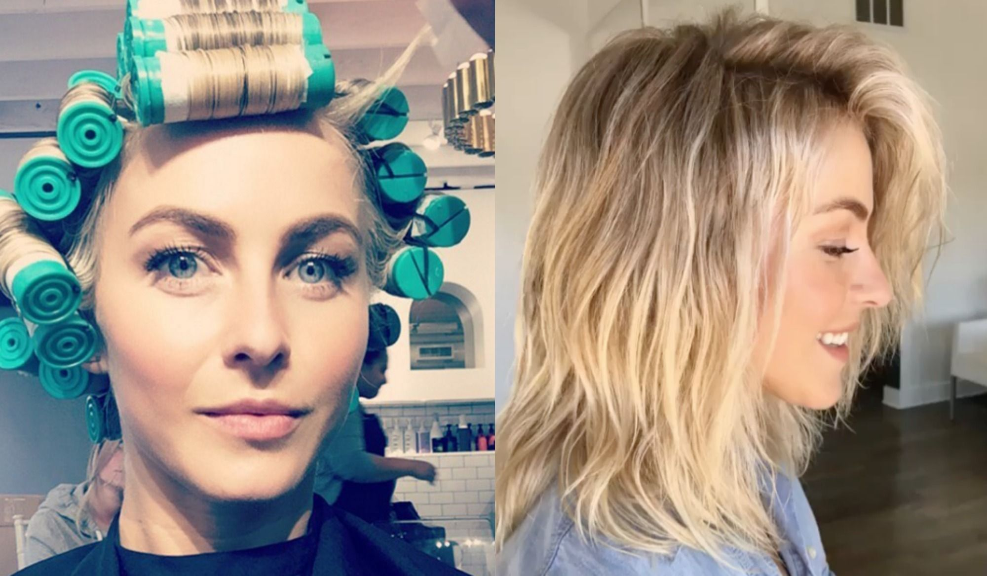 Julianne Hough S New Hairstyle Is Changing The Way We Think Of Perms
