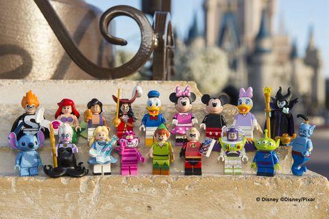 Disney Lego Minifigures