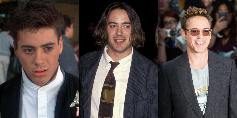 Young Robert Downey Jr Photos Robert Downey Jr Through The Years