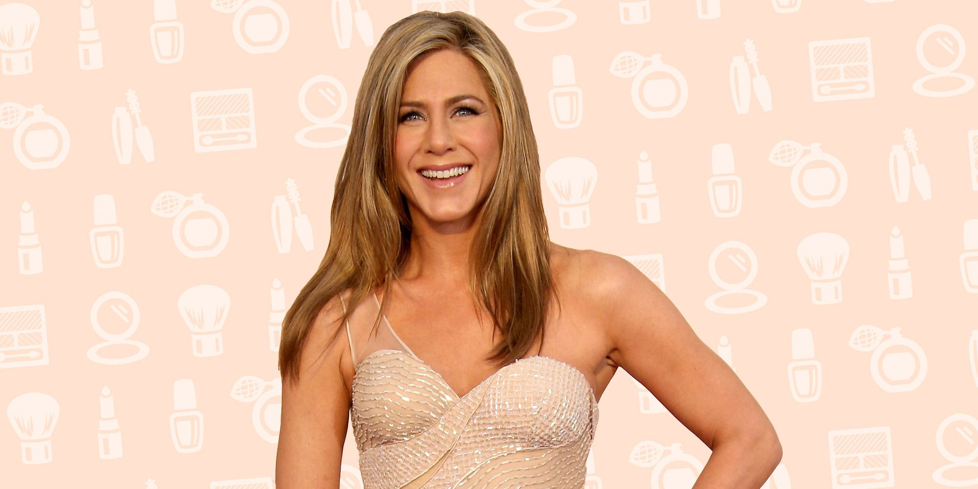 Jennifer Aniston\'s Lazy Day Hairstyle, Nail Polish Faves, and More ...
