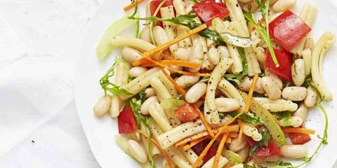 Sweet N Tangy Pasta Salad