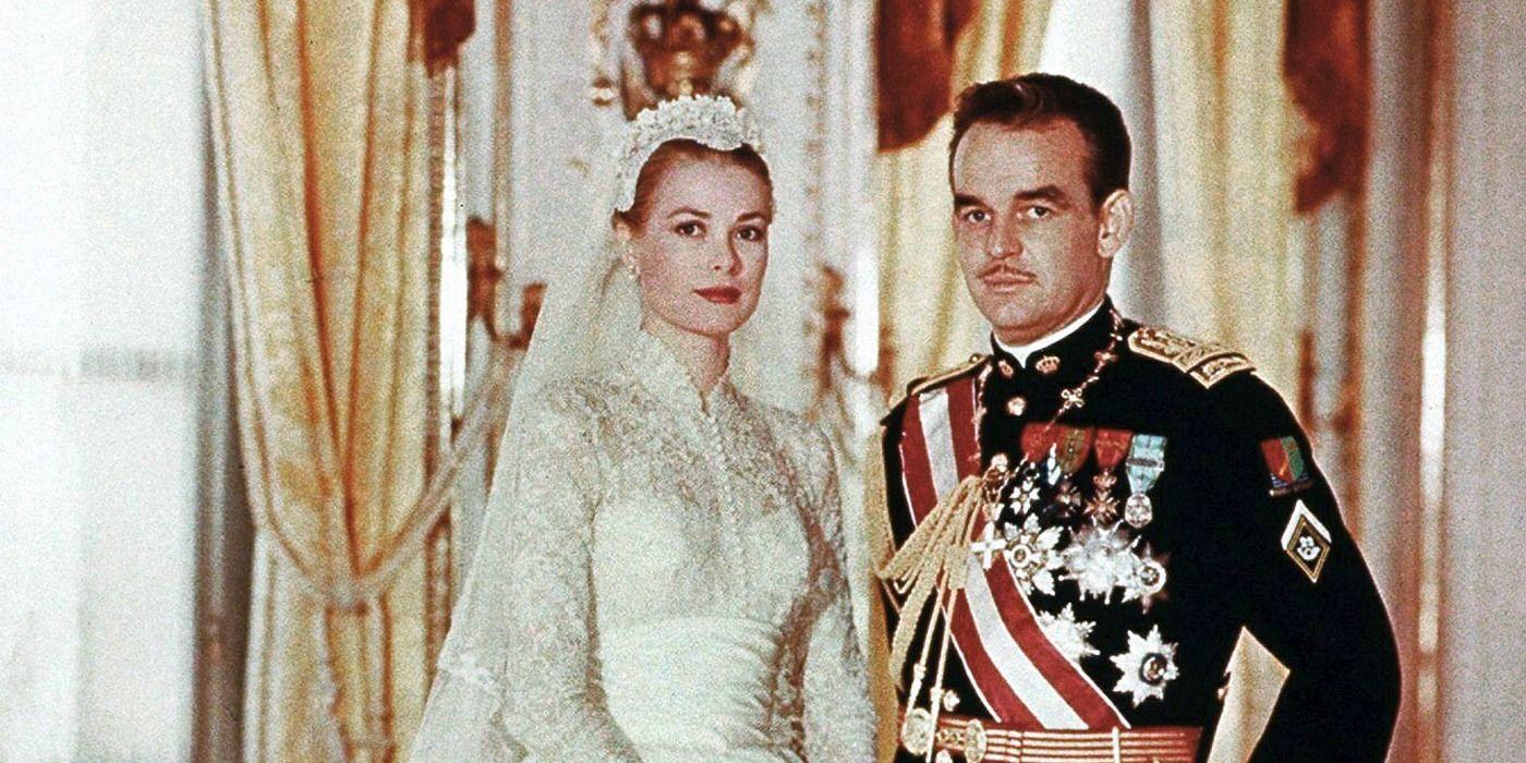 Grace Kelly and Prince Rainier's 60th Wedding Anniversary ...