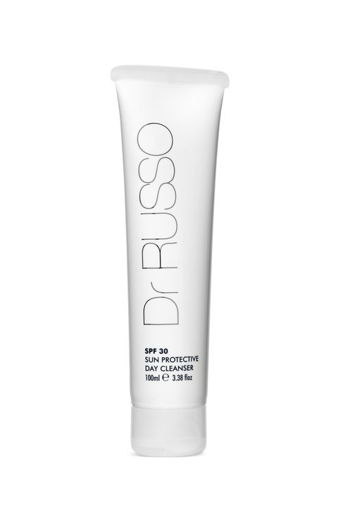 "<p>This first-of-its-kind cleanser leaves broad-spectrum sunscreen on skin after rinsing. </p><p><strong>Tester Notes:</strong> The creamy formula ""cleansed well and left my skin feeling moisturized,"" a tester said. ""It was a simple way to add SPF into my daily routine,"" another found. </p><p><strong>Lab Lowdown:</strong> Layer with your regular facial sunscreen for maximum protection, recommends <a href=""http://www.goodhousekeeping.com/author/12432/birnur-aral-phd/"" target=""_blank"">Beauty Lab Director Birnur Aral, Ph.D</a>.<br><strong><em>$75, <a href=""http://spacenk.com"" target=""_blank"">spacenk.com</a></em></strong></p>"