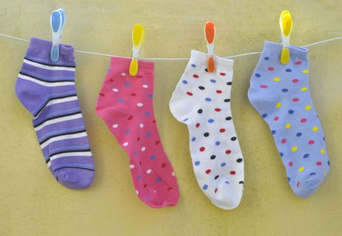 stray socks