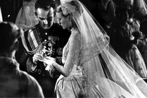 Grace Kelly And Prince Rainier S 60th Wedding Anniversary