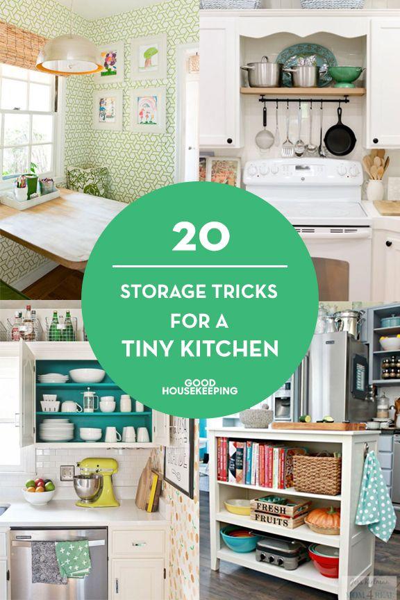 foto de 22 Kitchen Organization Ideas - Kitchen Organizing Tips and Tricks