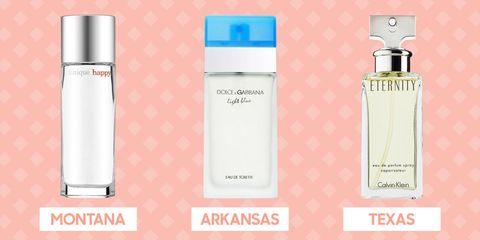 4e6593a625 What is the Most Popular Perfume in Your State? — Favorite ...