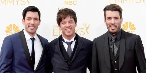 Jonathan Scott Shares Throwback Photo With Drew And Jd
