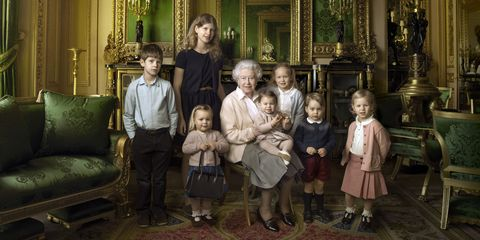 Royal Family Children