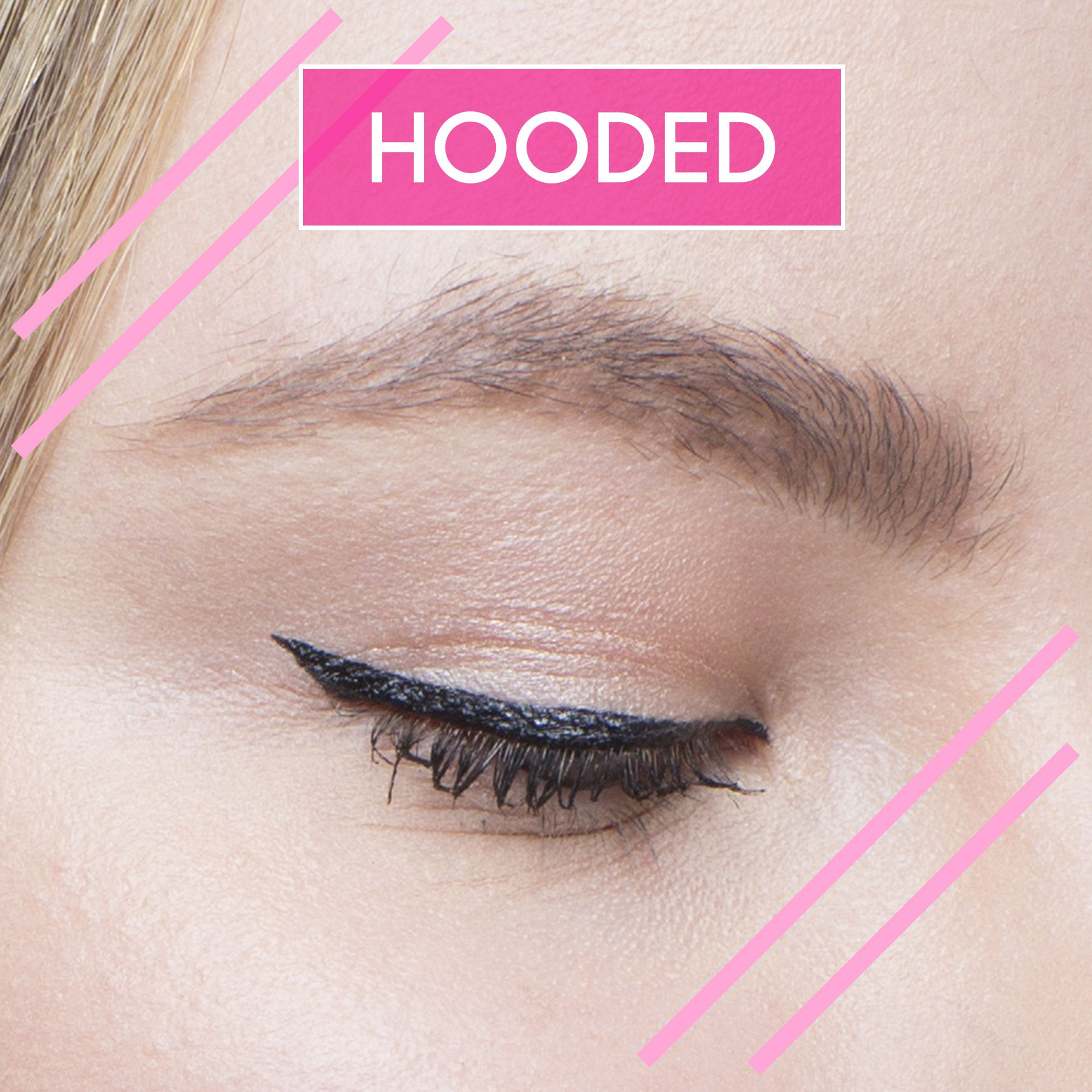 Winged Eyeliner For Every Eye Shape