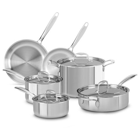Kitchenaid Tri Ply Stainless Steel Cookware Review