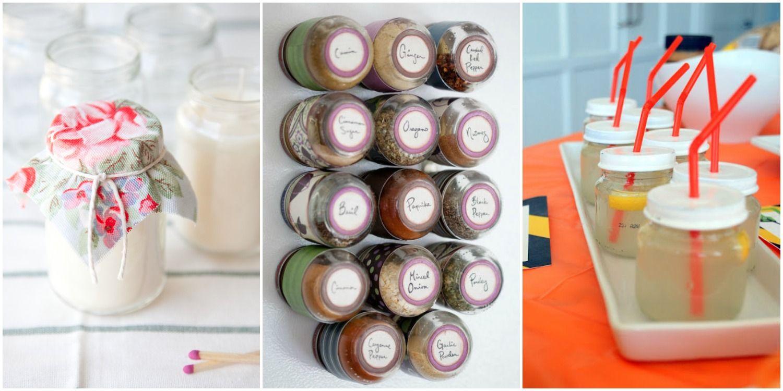 New Uses For Baby Food Jars Baby Food Jar Hacks