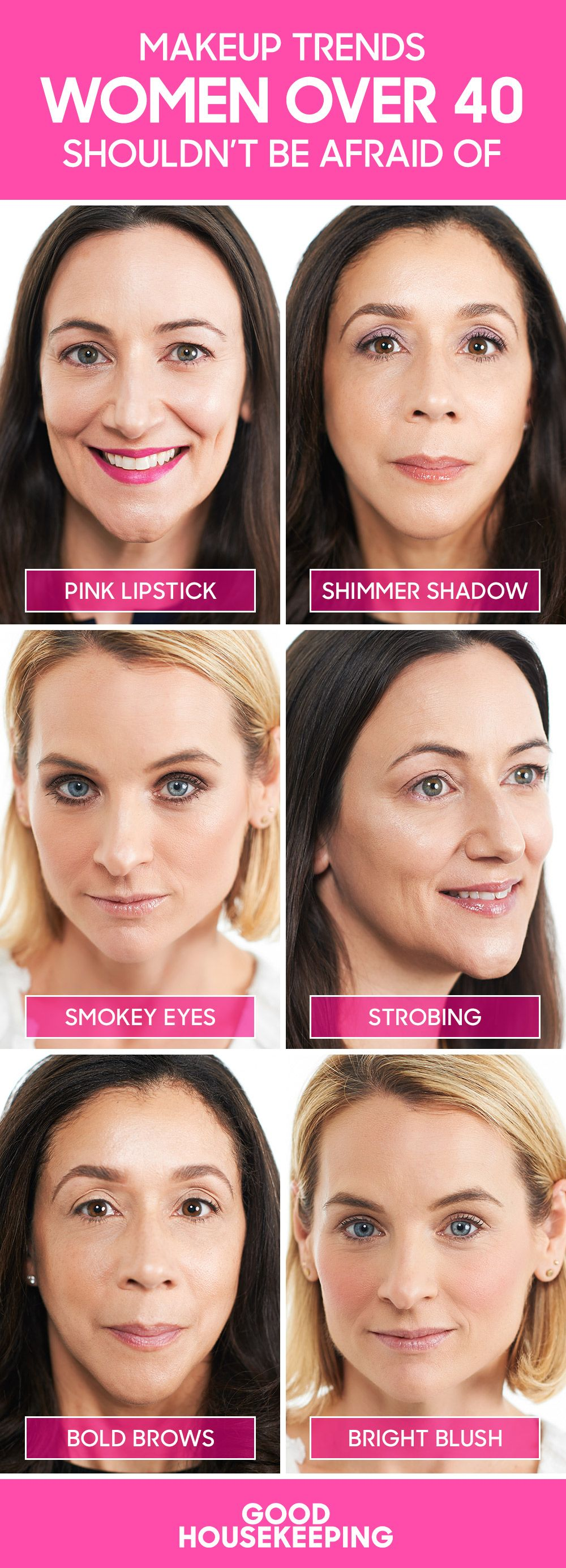 Makeup for over 40s uk