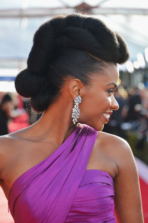 28 Easy Natural Hairstyles for Black Women - Short, Medium & Long ...