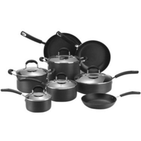 JCPenney Home Cooks Hard Anodized Review