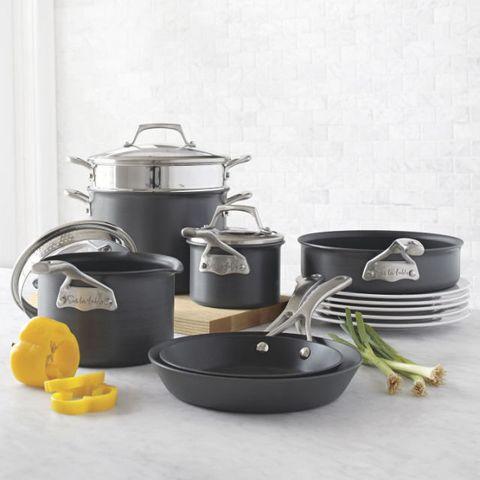 Sur La Table Dishwasher Safe Hard Anodized Nonstick Cookware Review