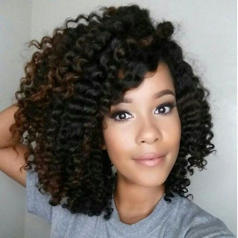 30 Easy Natural Hairstyles For Black Women Short Medium