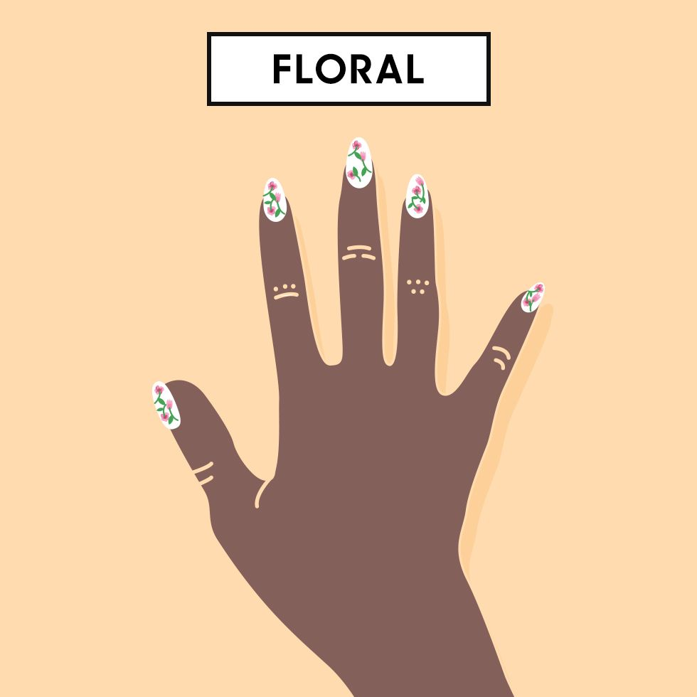 What Your Nail Art Says About You