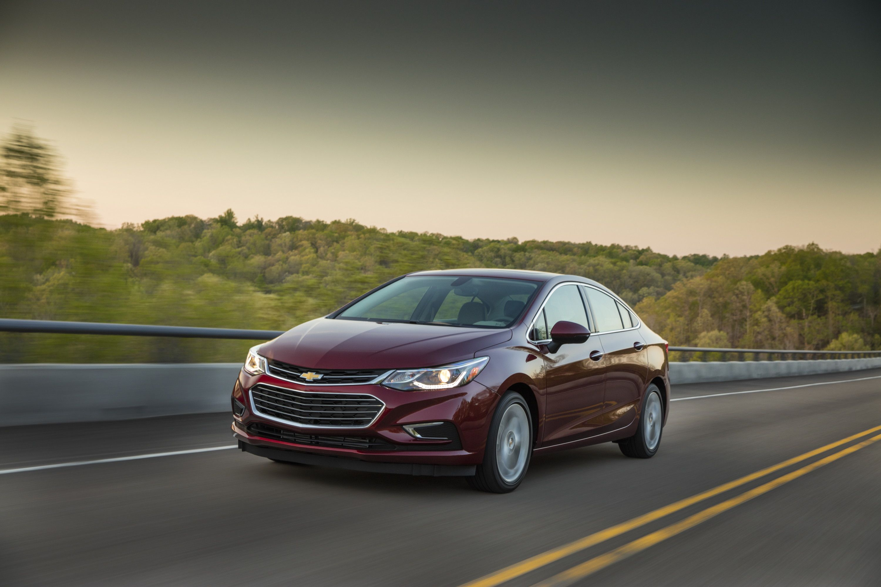 Chevrolet Cruze Owners Manual: Drunk Driving