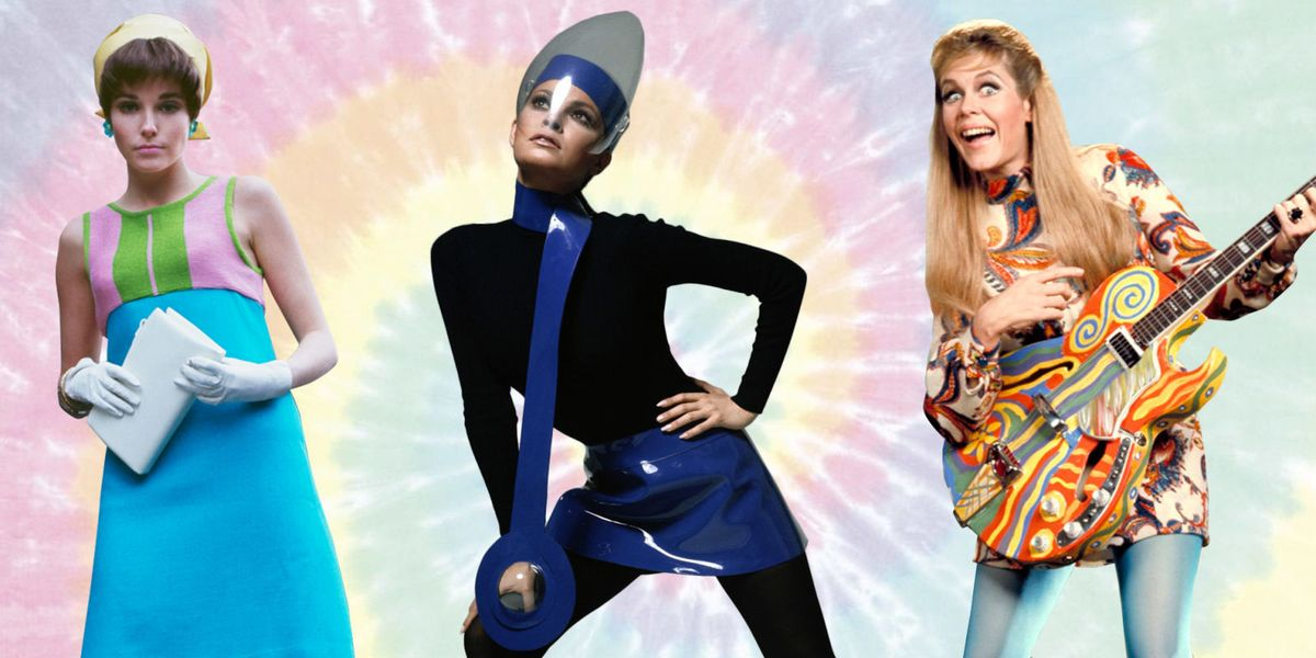 18 Worst Fashion Trends From The 1960s