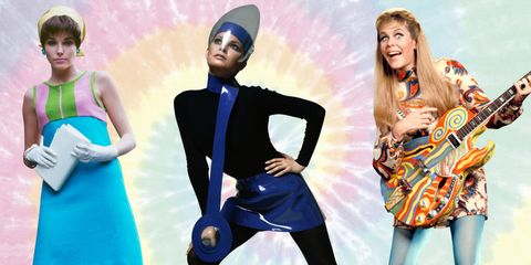 18 Worst Fashion Trends From the 1960s - Style Mistakes of the '60s