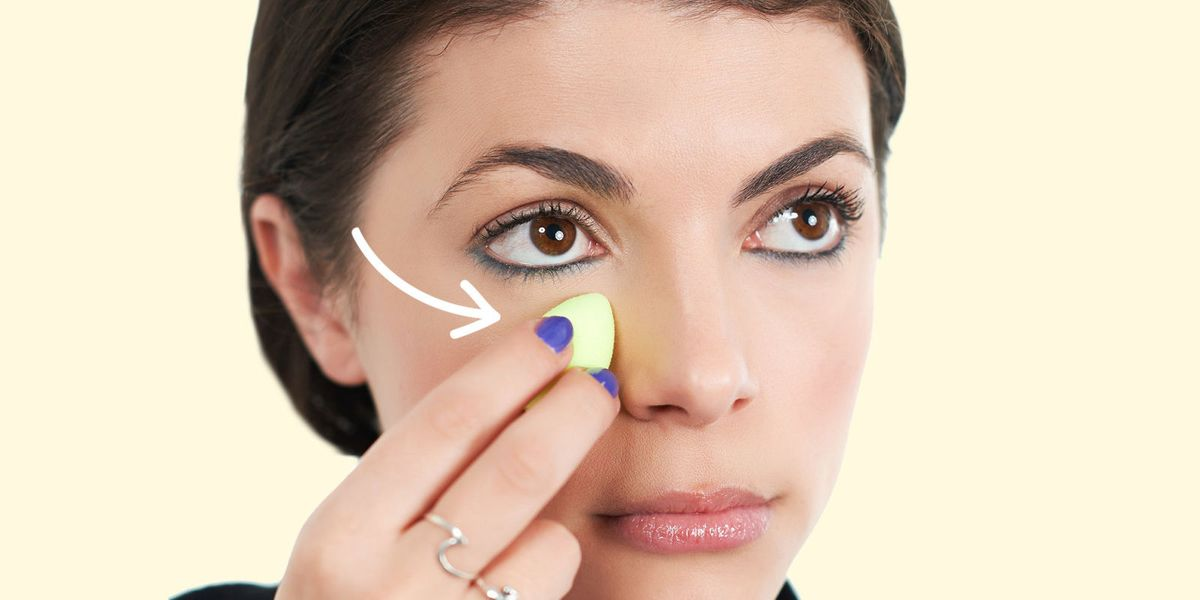 How to Stop Under Eye Concealer From Creasing