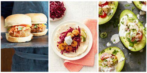 Shrimp Recipes Collage