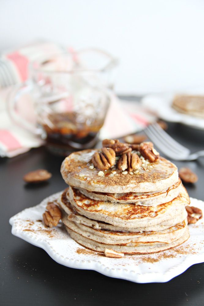 pecan pie pancakes - pecan pie recipes