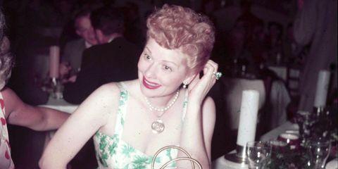 32 Rarely-Seen Photos of Lucille Ball