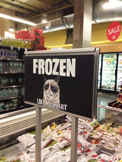 Funny Grocery Store Signs