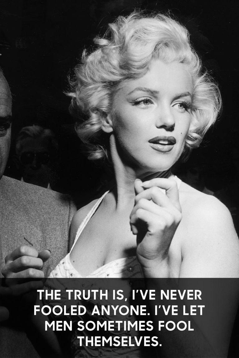 20 Best Marilyn Monroe Quotes On Love And Life - Marilyn -5309