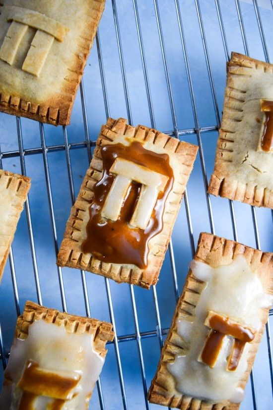 pecan pi pop tarts - pecan pie recipes