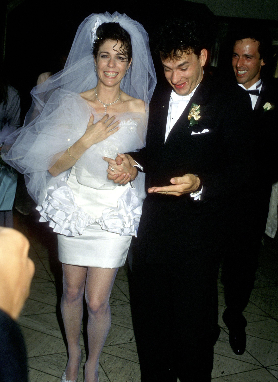 The 64 Most Scandalous Wedding Dresses