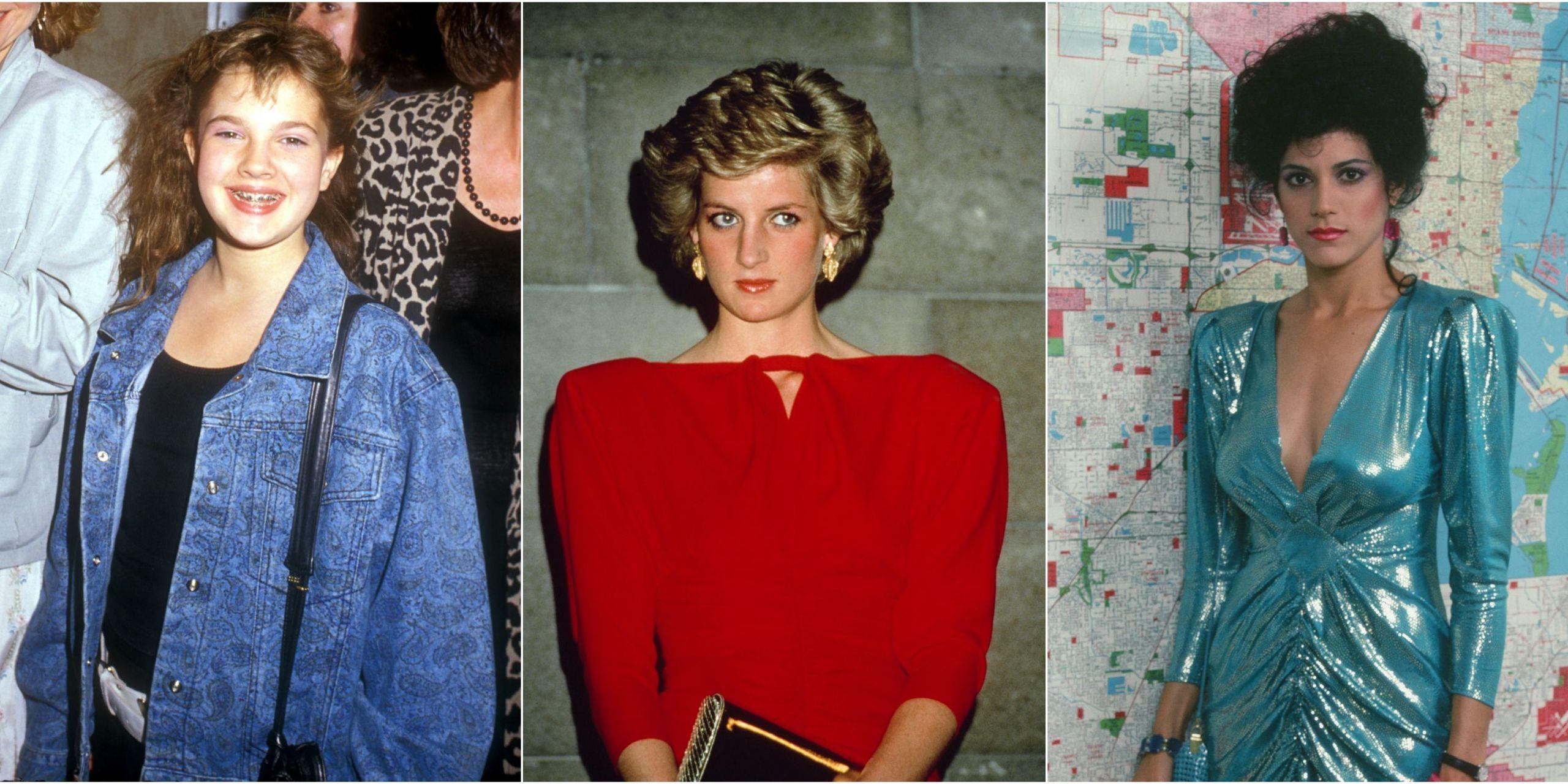 Fashion 80-ies coming back