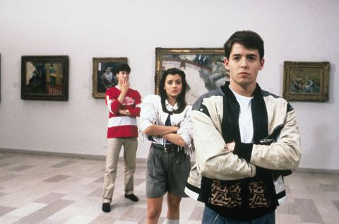 Ferris Bueller cast