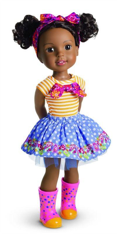 New American Girl Doll Line - WellieWishers