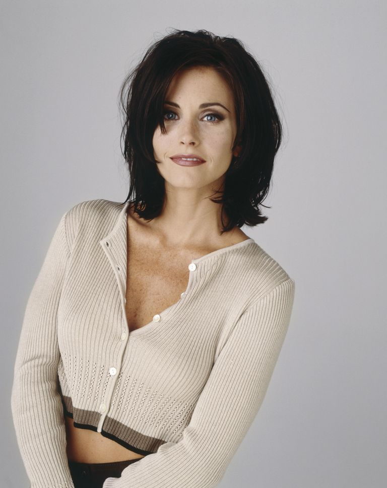 Courteney Cox Then And Now Young Courteney Cox Photos
