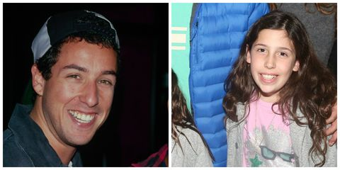 Celeb kids who look like their parents