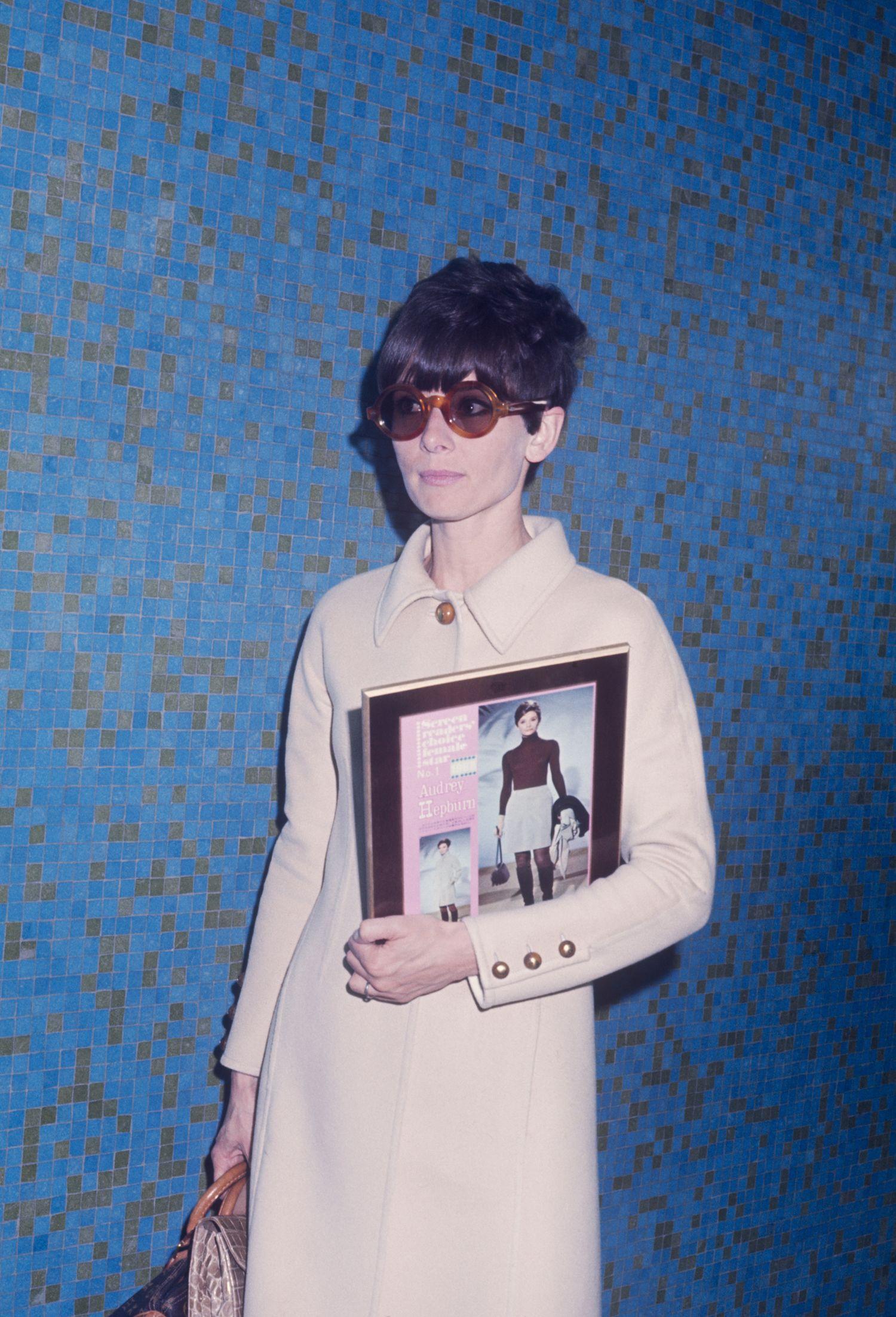 e33ecca6f5 27 Rare Vintage Photos of Audrey Hepburn — Audrey Hepburn Through the Years