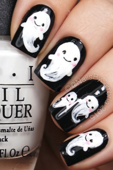 The Ultimate Checklist For Halloween 2018 Nail Costume Kiyosa