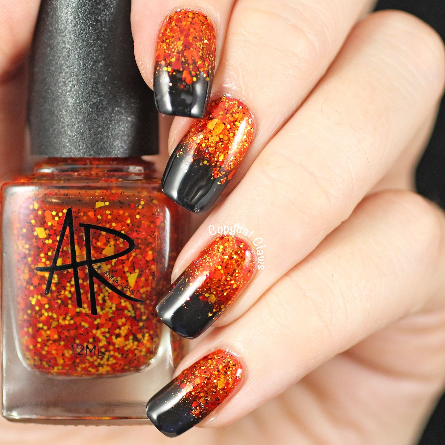40+ Halloween Nail Art Ideas , Easy Halloween Nail Polish