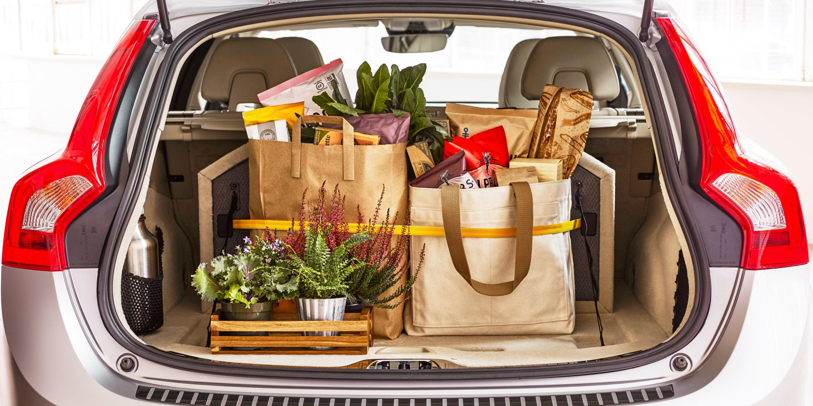Car Organizing Ideas - Car Trunk Organizers and Tips