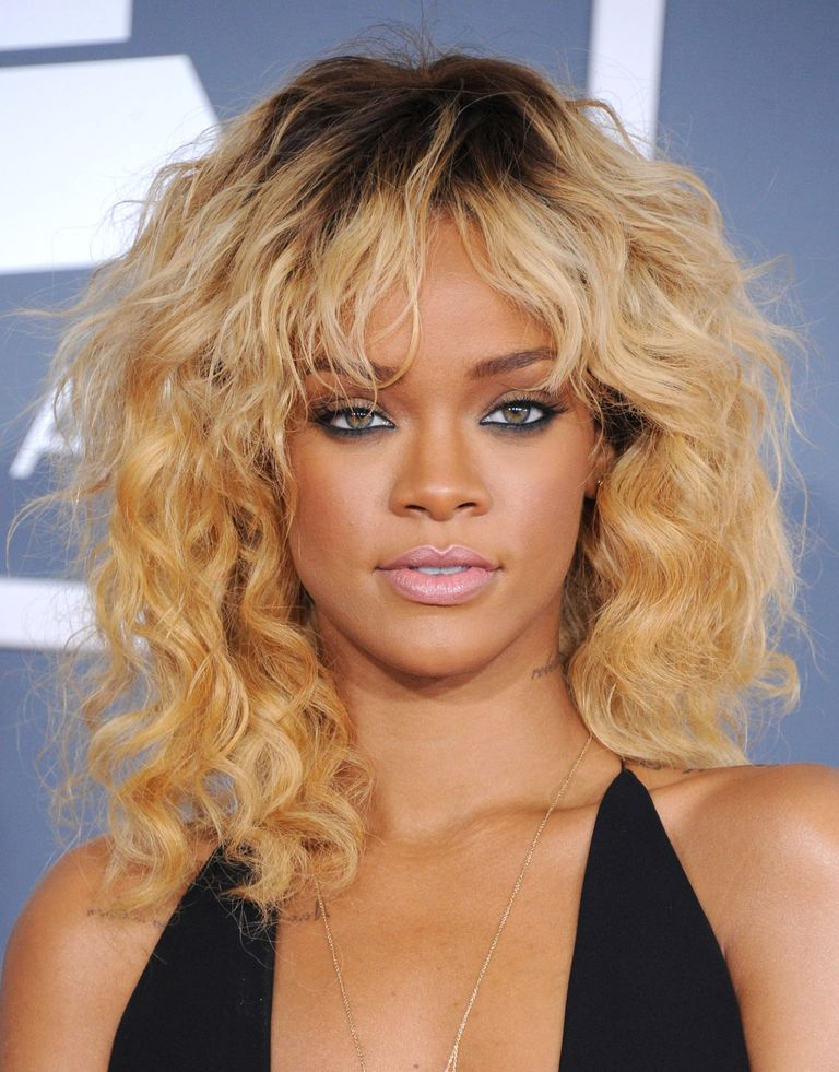 rihanna hair style 35 best hairstyles with bangs photos of 8903