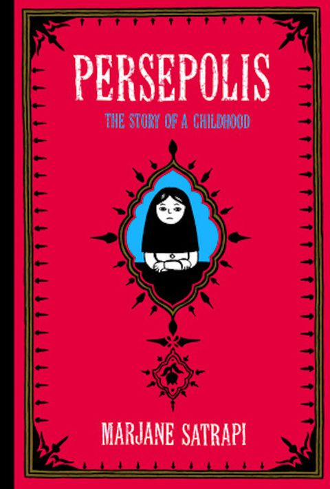 persepolis the story of a childhood marjane satrapi