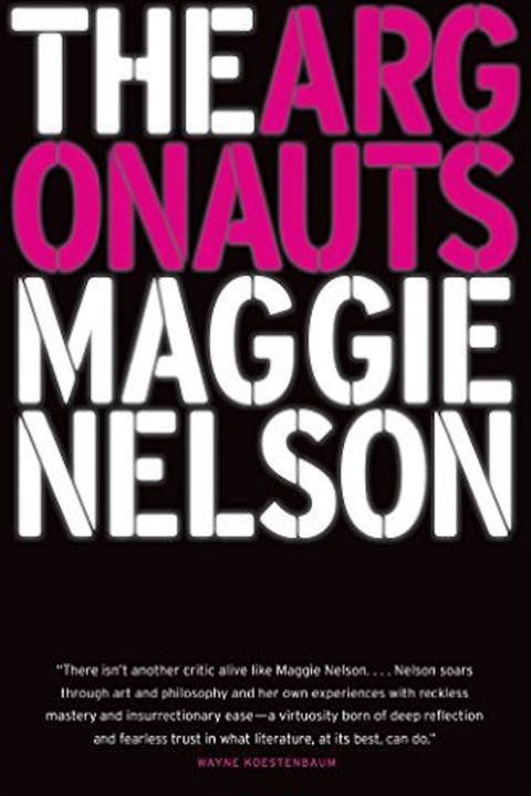 the argonauts maggie nelson