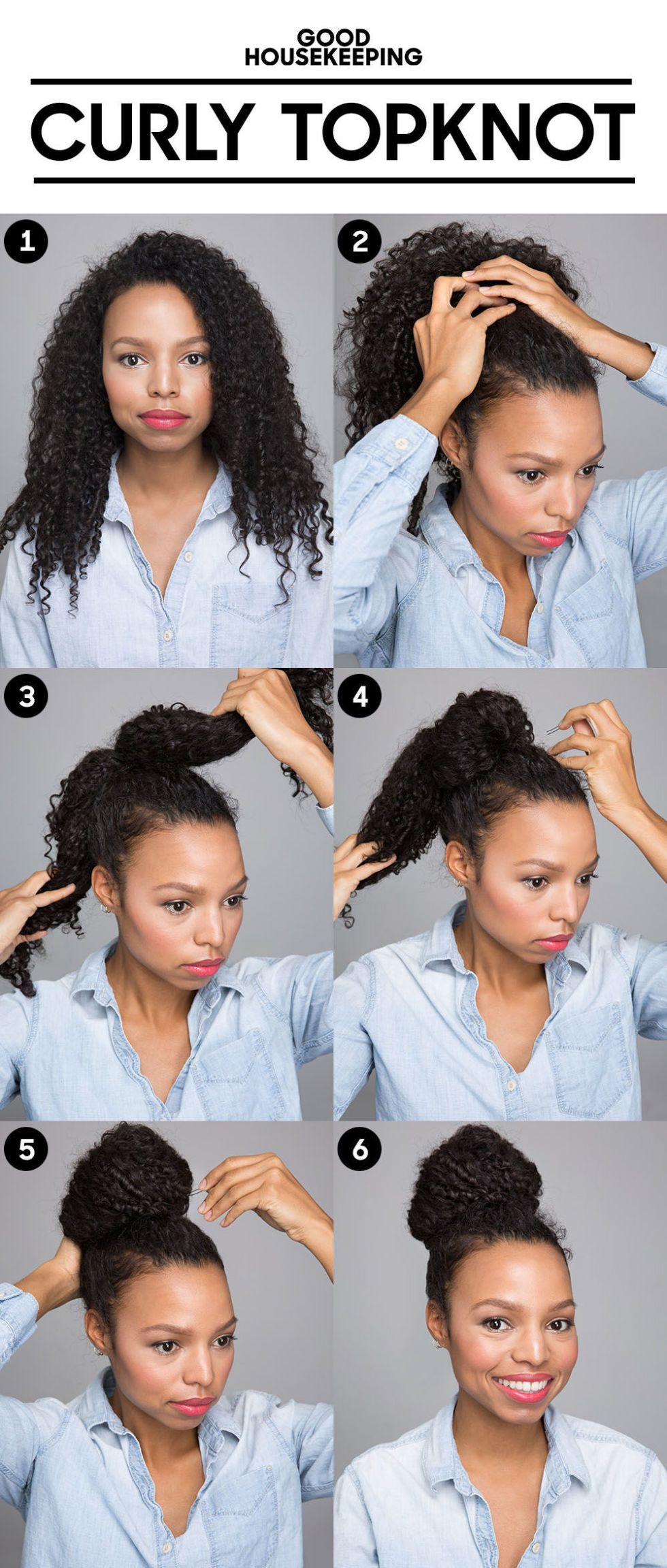 Curly Hair Tips trend hairstyle now