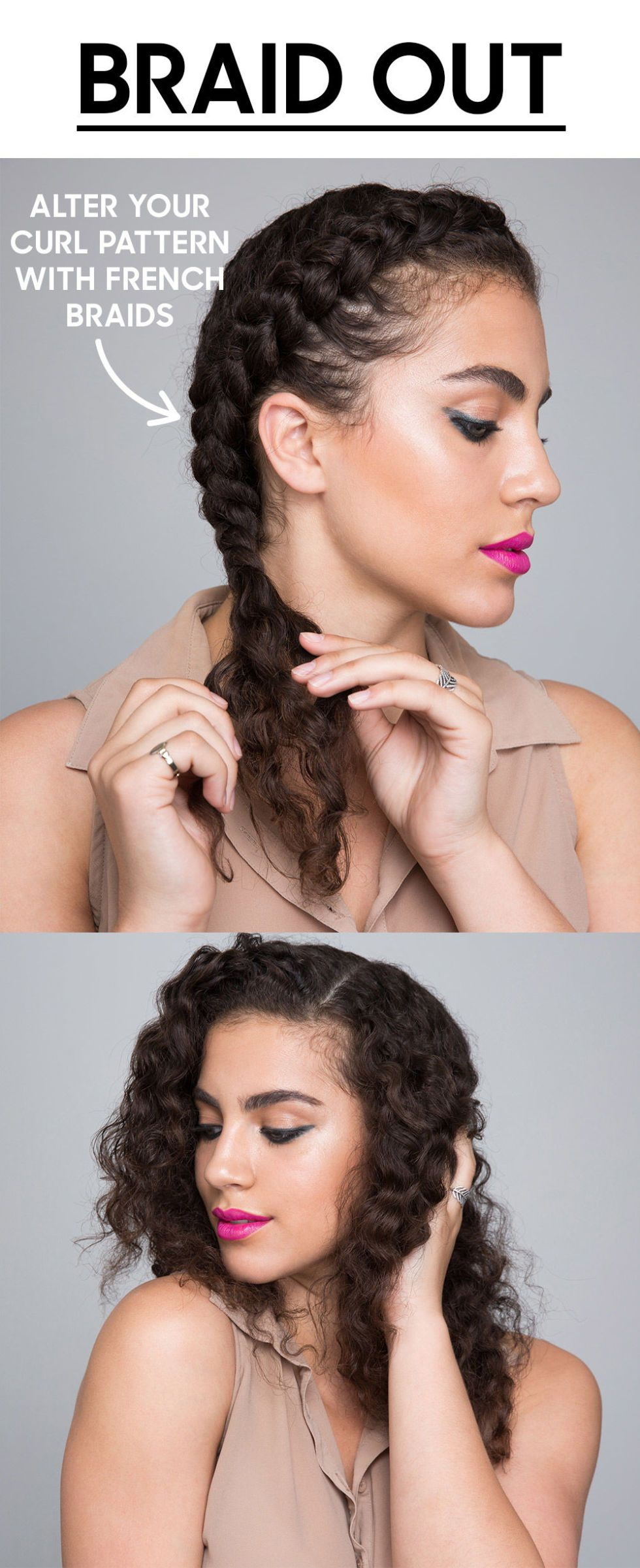 Curly Hair Tips cool and super easy