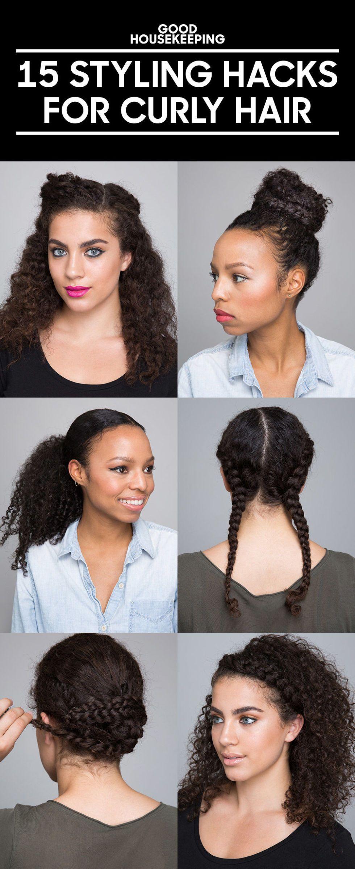 Curly Hair Hacks 17 Best Curly Hair