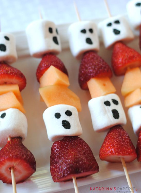 40 Best Halloween Party Snacks Creepy Halloween Party Food Ideas